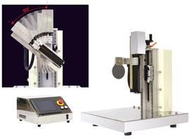 研究・実験・開発用/特注装置(ガス置換、クリーンBOX一体型)/小サイズの塗布対象物/光触媒、離型処理、ナノイン等の電子機能/表面処理、機能性セラミック等の新素材【SD-0808-M2】